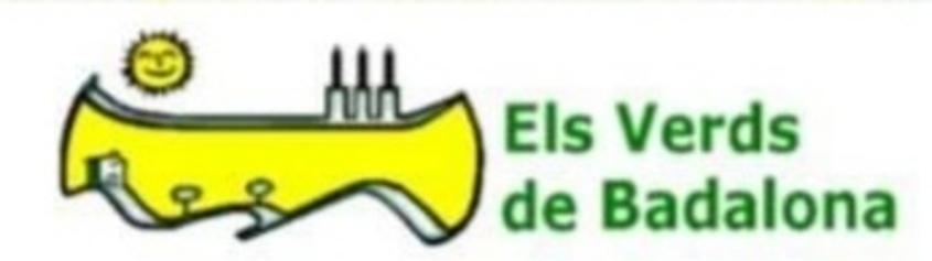 Logo Verds Badalona